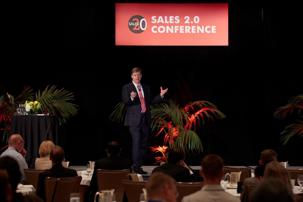 Gerhard Gschwandtner Sales 2.0 Conference host