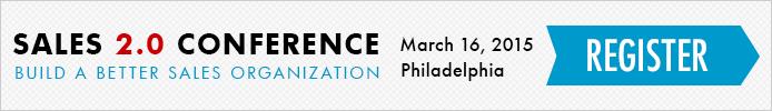 Sales 2.0 Conference Philadelphia