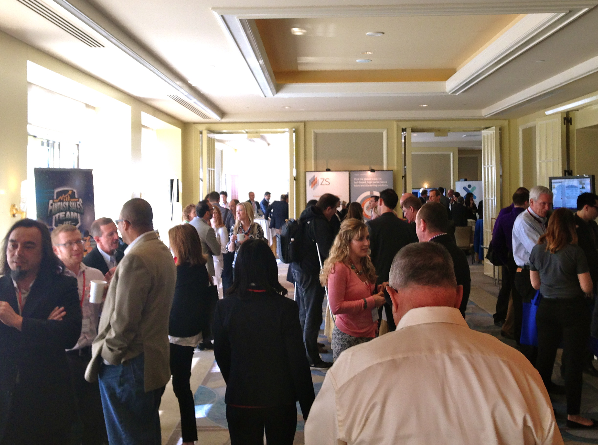 industry events trade shows networking