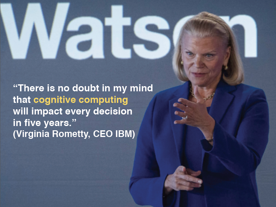 Virginia Rometty IBM